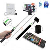IPOW Selfie Stick mit Smartphone-Halterung