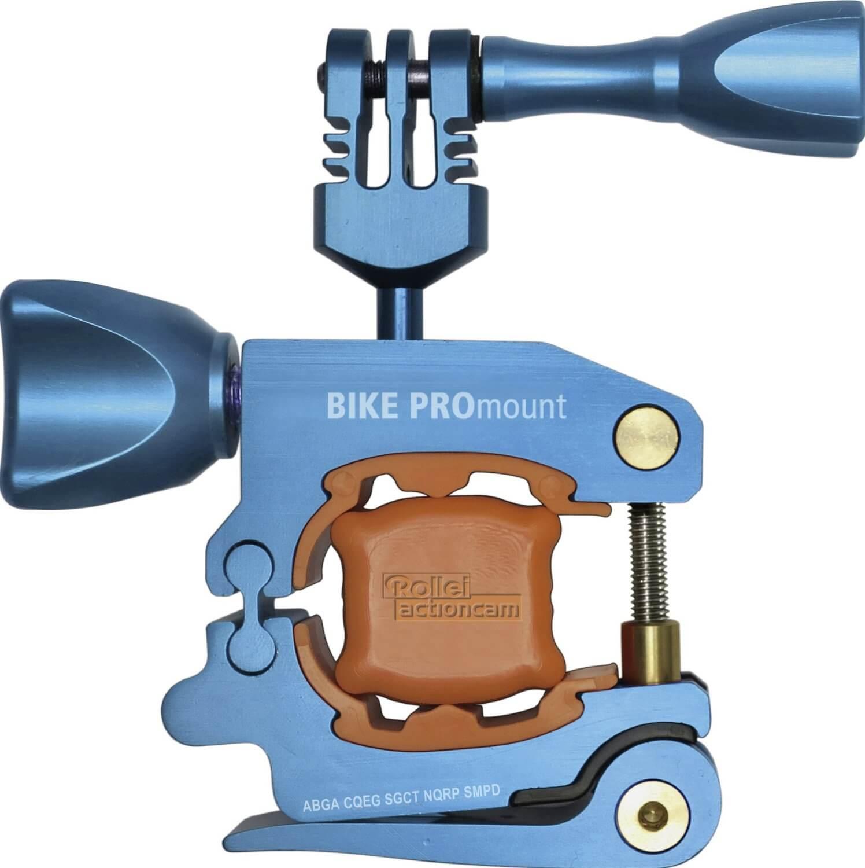 Rollei Bike PROmount Fahrradhalterung für Actioncams