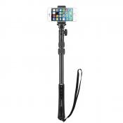 Supremery Selfie Stange Professional mit Smartphone-Halterung