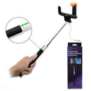 ipow selfie stick kabelverbindung kleiner