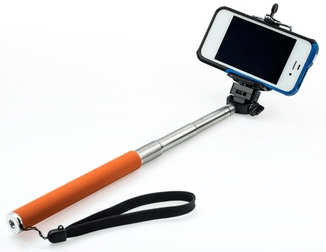 Selfie Stick Orange