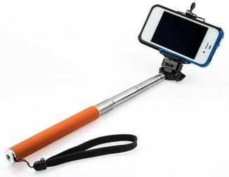 Selfie Stick Orange
