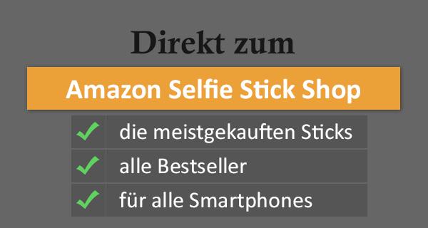 Selfie Stick Bestseller, Angebote